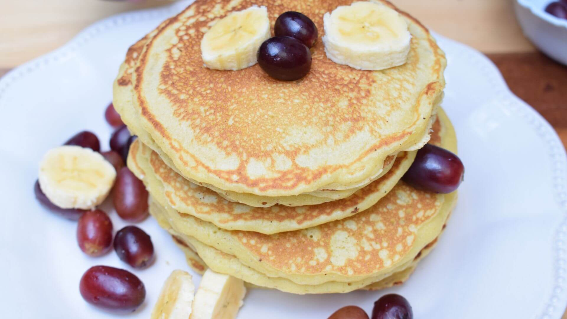 Griddle Cakes Recipe/ Fluffy pancakes