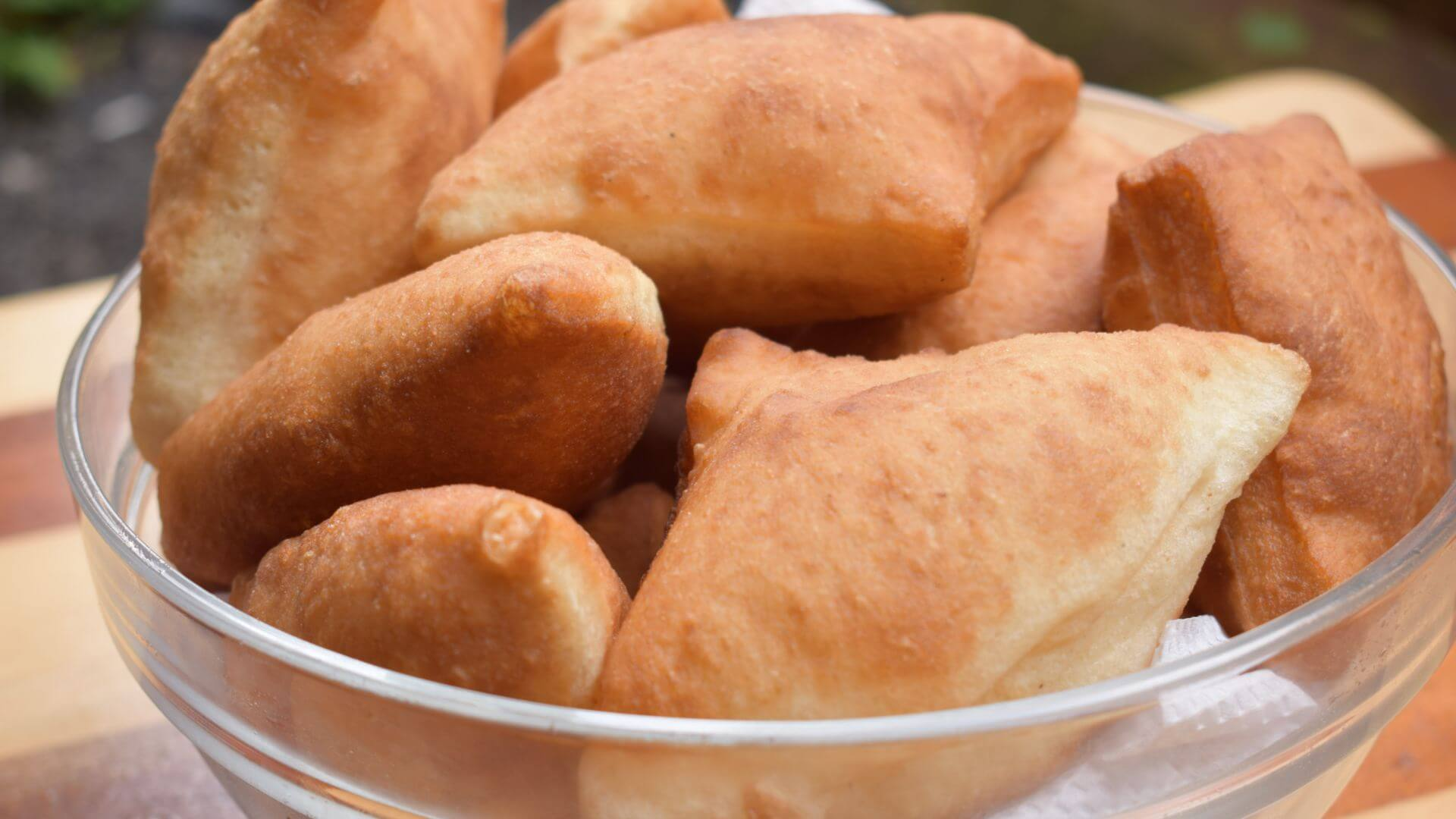 Mahamri Recipe / Kenyan Coconut Mandazi
